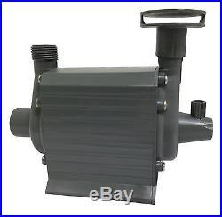Pondmaster Hydro-Air Submersible Water/Air Combination Pond Garden Pump 02795