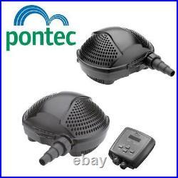 Pontec Pondomax C Pond Pump Filter Water Feature Submersible Garden Low Energy