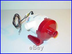 RULE 3800 GPH General Purpose Water Pump 12V DC Model 17A Submersible