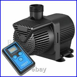 SOLD OUT! Hailea BP8000 Pond/Water Pump WITH Remote Control. On/Off + Flow