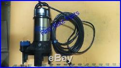 ShinMaywa Norus 50CRXP2.75S Submersible Pump 1 HP Waterfall Pond Fountain Water