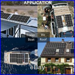 Solar Panel+Deep Well Submersible Water Pump Kits +Controller+100AH Battery