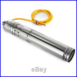 Solar Powered Water Pump S242T-40 Bore Hole Submersible Bore Water Deep Well