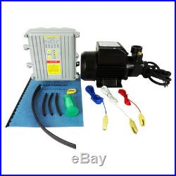 Solar Shallow Well Water Pump System & 4100W Solar Panel + MPPT Controller