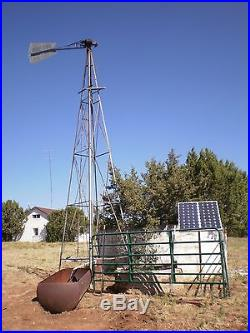 Solar Submersible Water Well Pump Model K170SR2 Easy to Install 2 year warranty