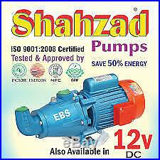 Solar water pump, DC 12V, 300 watt, 2000 LTR/H(Shahzad Pumps's best seller)