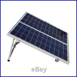 Solarpumpe Wasserpumpe 12V Submersible Water Pump + 120W Folding Solarpanel