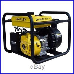 Stanley 7 HP Water Pump Chemical Corrosive Non Submersible Recoil Starter System