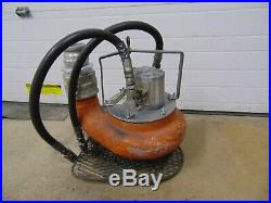 Stanley Hydraulic Powered Submersible Sump Trash Water Pump Solids