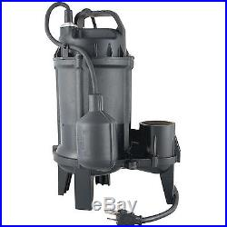 Star Water Systems 50TC 1/2 HP Submersible 2 SEWAGE EJECTOR PUMP Brand New