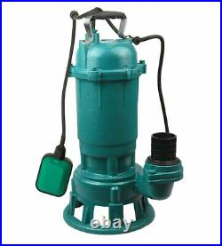 Submersible CTR Sewage Dirty Water Deep Well Septic Pump with Grinder