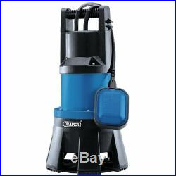 Submersible Dirty Water Pump with Float Switch (1300W) Draper SWP420