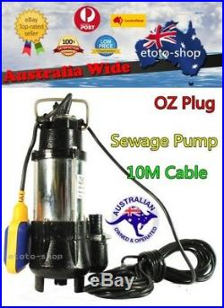 Submersible Effluent Sewage Dirty Septic Water Pump