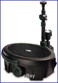 Submersible Fishpond Fish Pond Water Waterfall Pump Filter Cleaner Pennington