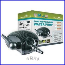 Submersible Garden Water Pond Pump For Filters + Waterfalls All Pond Solutions