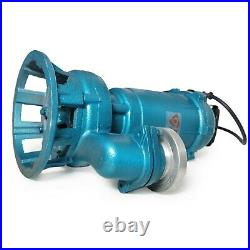 Submersible Pump 1100W Dirty-Water 1,1KW Construction Float Ball + 40m 2'' Hose