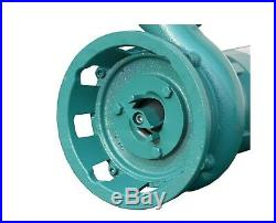 Submersible Pump 1100w Ibo Shredder Waste Pump Dirty-Water Pump Float Ball