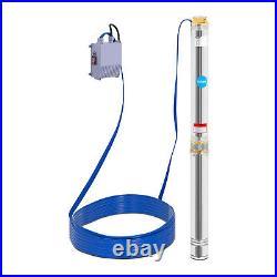 Submersible Pump Well Water Pump Garden Borehole Submersible Pump 9000L/hr 2200W