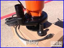 Submersible Sewage/Water Pumps GWalker-WQD-16-0.75