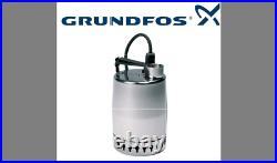 Submersible Water Grundfos Pump Single Stage Unilift Kp 350 Av 1 700W 9m head