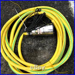 Submersible Water / Pond Pump / JS RSD 400 RESIDUE DRAINAGE PUDDLE PUMP