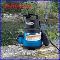 Submersible Water Pump Float Switch fish pond inspection pit footings etc 61668