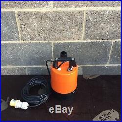 Submersible Water Sump Pump 2 110v
