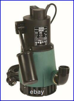 Submersible dirty water pond pumps for Flood, Garden, Pond NOVA DAB range 230V