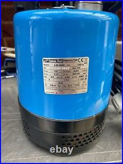 Submersible dirty water pump TSURUMI LB 480-52 110V site pump