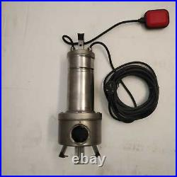 Submersible dirty water pump for Flood sewage effluent FEKA VS550M-A 230V DAB