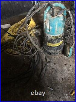 Submersible heavy Duty Water Pump 240v