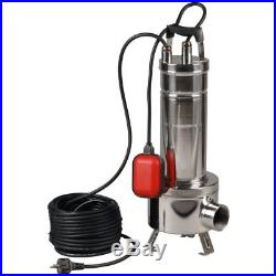 Submersible pump dirty water FEKA VS550M-A Vortex 0,55Kw 1x230V 50Hz Float DAB