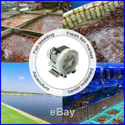 Sunsun Air Pump Blower, HG-370C 370W Oxygen Water Pump Fish Aquarium Hydroponics