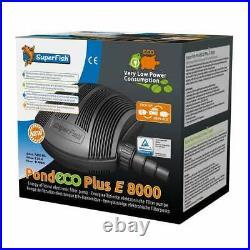 SuperFish Pond ECO Plus E 8000 Water Pump