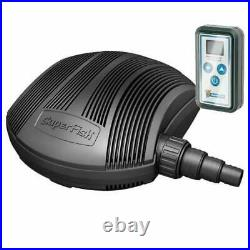 Superfish Pond Eco Plus Rc Filter Pumps Remote Control Water Pond Clear Clean