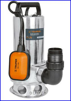 TRUPER BOS-1-1/2SM Submersible metal pump for dirty water 1-1 / 2HP