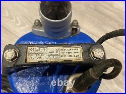 TSURUMI LB 480 Submersible Water Pump 50mm 220L/Min 110V Site Pump