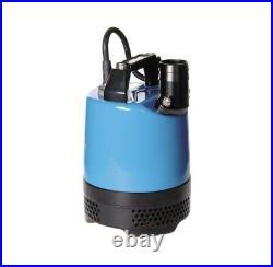 TSURUMI SUBMERSIBLE WATER LB-480 INDUSTRIAL DRAINAGE WATER PUMP 240v Brand New