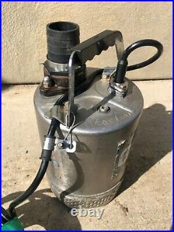 TT Liberator 750 2 Submersible Water Pump 240V