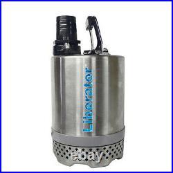 TT Pump Liberator LB400 50mm Submersible Water Pump 110v