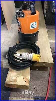 Tsurumi LSC 1.4S 110V Submersible Water Pump 1 outlet