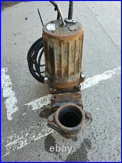 Tsurumi Pump 3phase 415v Submersible Water Pump 1.5KW