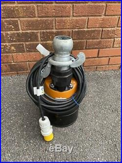 Tsurumi Submersible Puddle Water Pump LSC 14S 110V