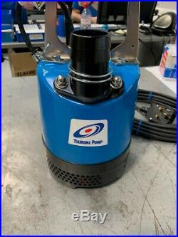 Tsurumi Submersible Water Pump LB48210 230 Volt