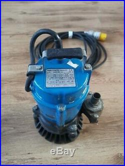 Tsurumi submersible water pump HS2.4S 110v Auto Quick FREE Delivery