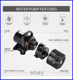 VIVOSUN Submersible Water Pump for Koi Pond or Pool, Model PG 4500-S