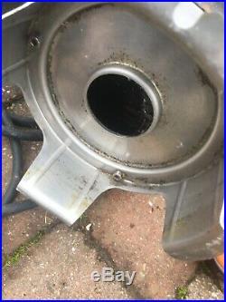 VORTEX Submersible Pump Sewage Water VXm8/50N 0,75Hp 110V vx Pedrollo Cable5m Z5