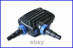 Vepotek submersible Aquarium Fish Pond Pump indoor/outdoor 1400gph to 4250gph