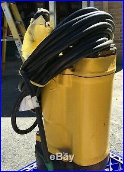 Wacker Neuson PS2 1503 2 Inch Submersible Water Pump 2HP 440V 3 Phase