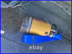 Water Pump 110v Pond Flood Submersible Dirty Water Pump Ponstar
